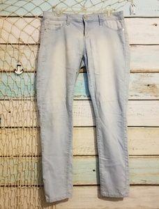 YMI Light wash Skinny Jeans Size 13.
